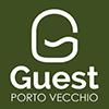Guest porto vecchio Carte restaurant avec QR Code France