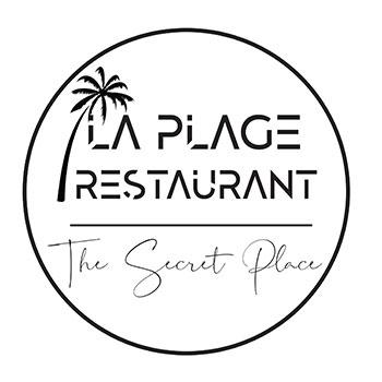 restaurant la plage menu digital avec flash code