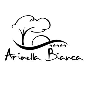 Arinella bianca menu digital avec qr code