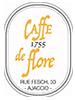 Caffe de Flore Menu QR Code