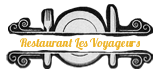 Voyageurs carte restaurant avec Fkashcode pour mobile