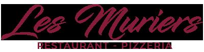 menu de restaurant les muriers avec qr code