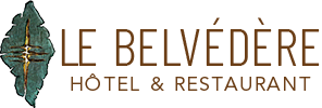 hotel restaurant le Belvedere menu avec qr code
