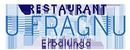 menu restaurant U Fragnu avec QR code