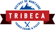 le Tribeca carte de restaurant avec qr code