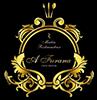logo restaurant A Furana avec qr code